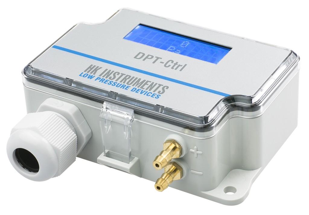 Контроллер давления DPT-Ctrl